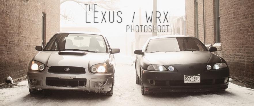 3 - LEXUS WRX